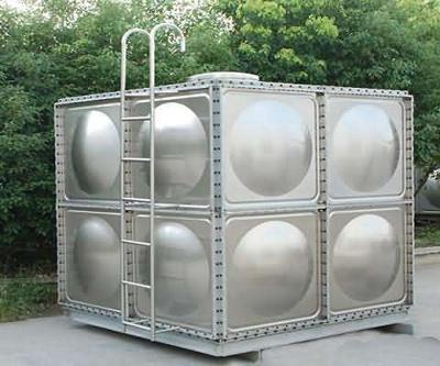 如何正确的保养不锈钢水箱?
