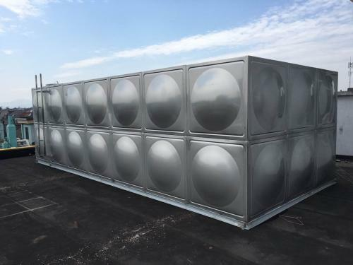 不锈钢水箱表面该怎么进行处理?