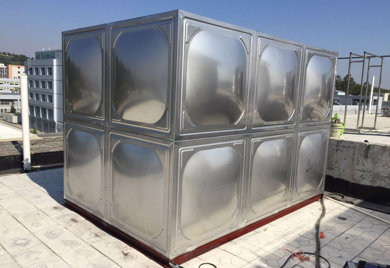该如何正确清洗不锈钢水箱?