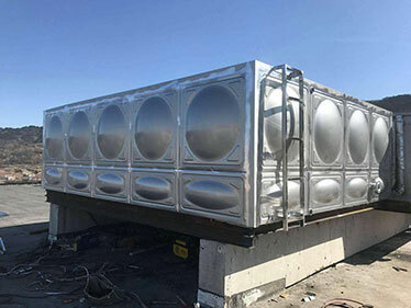 不锈钢保温水箱到底是如何进行保温的?
