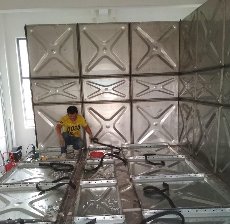 不锈钢水箱内部焊接标准有哪些?
