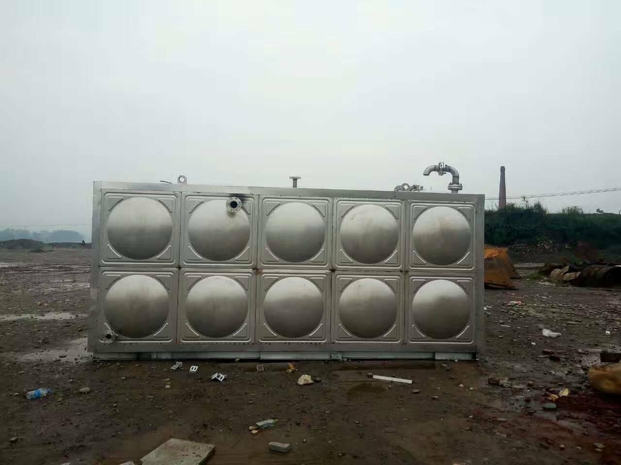 不锈钢水箱在使用过程中,这些细节注意到了吗