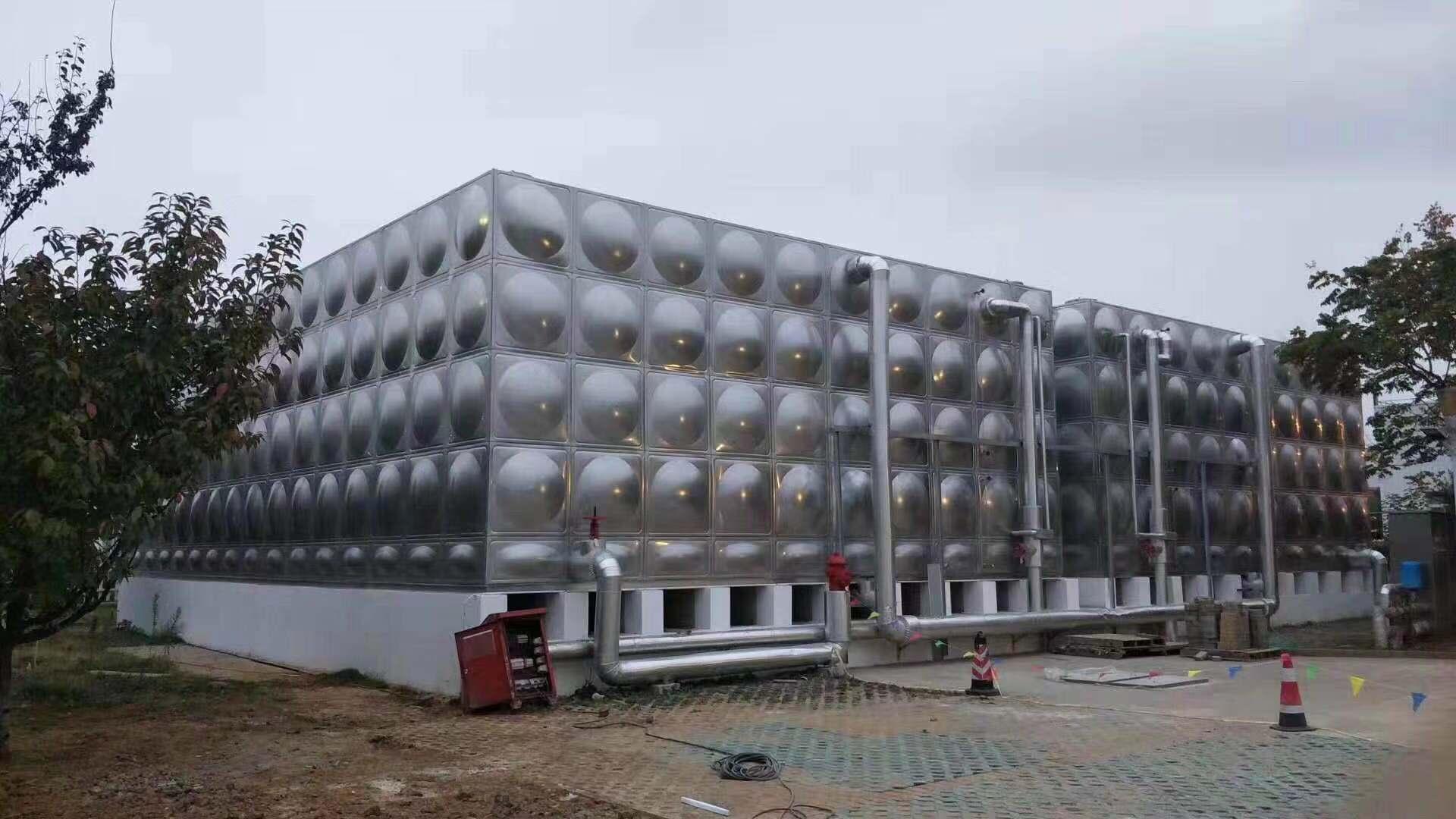 如何检测不锈钢水箱质量的优劣
