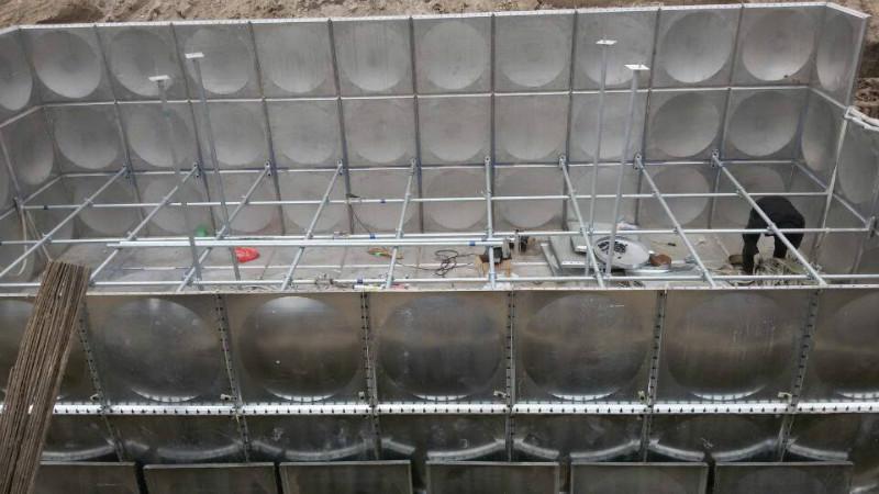 怎样避免不锈钢水箱受到焊接污染