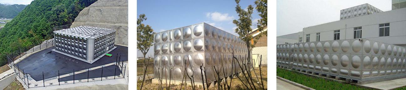大型不锈钢消防水箱